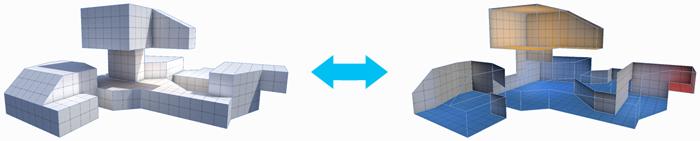 Object Actions - ProBuilder Documentation